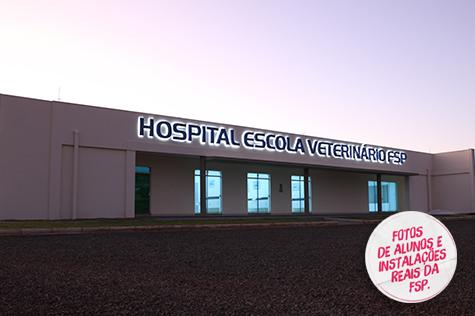 HOSPITAL ESCOLA VETERINÁRIA